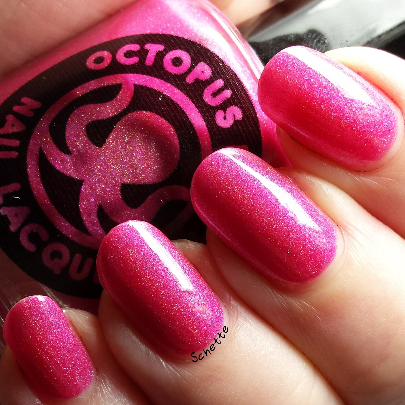 Octopus Party Nail Lacquer : It Finally Happened