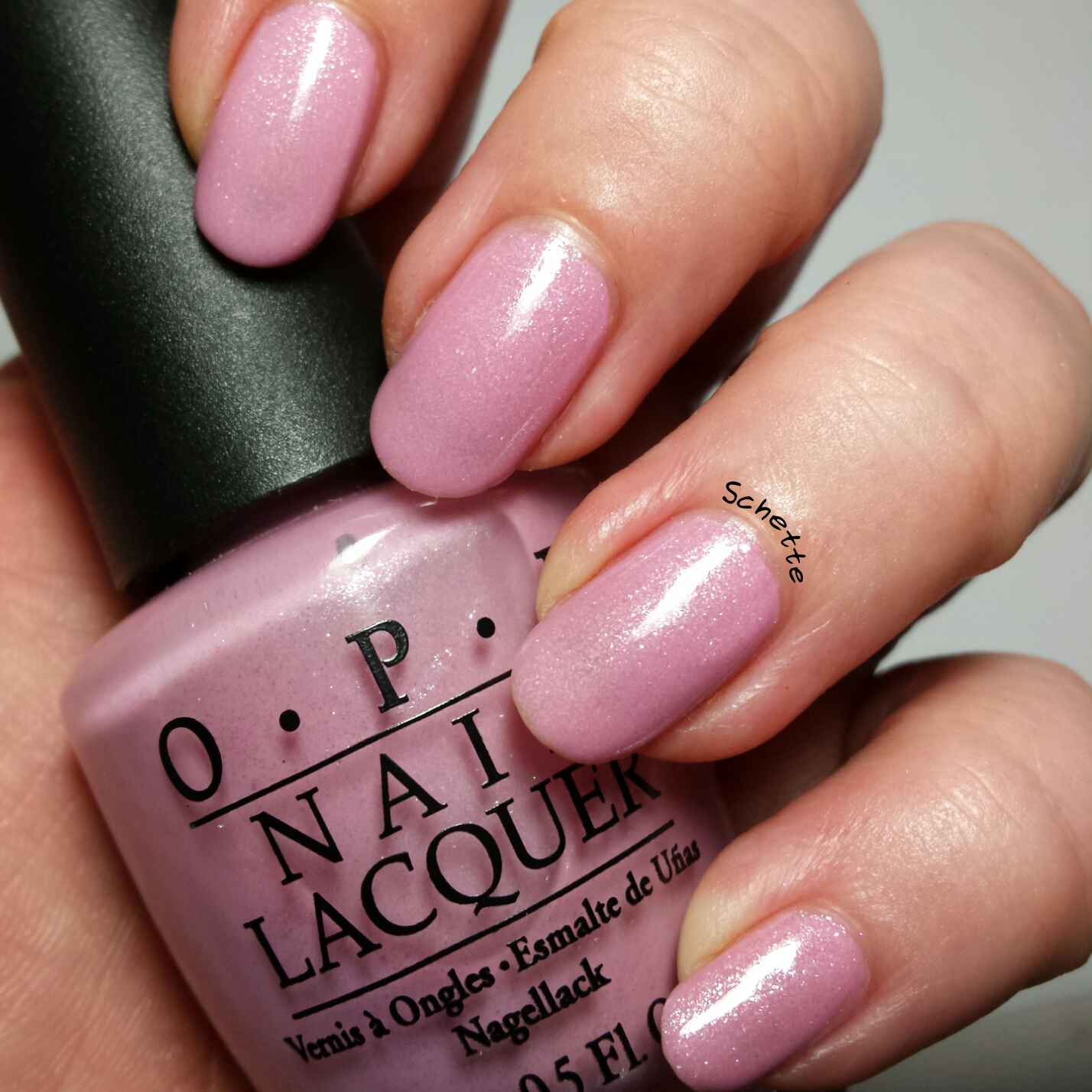 OPI : Just Spotted the Lizzard, My Address is Hollywood, Warm and Fozzie, Pedal faster Suzi