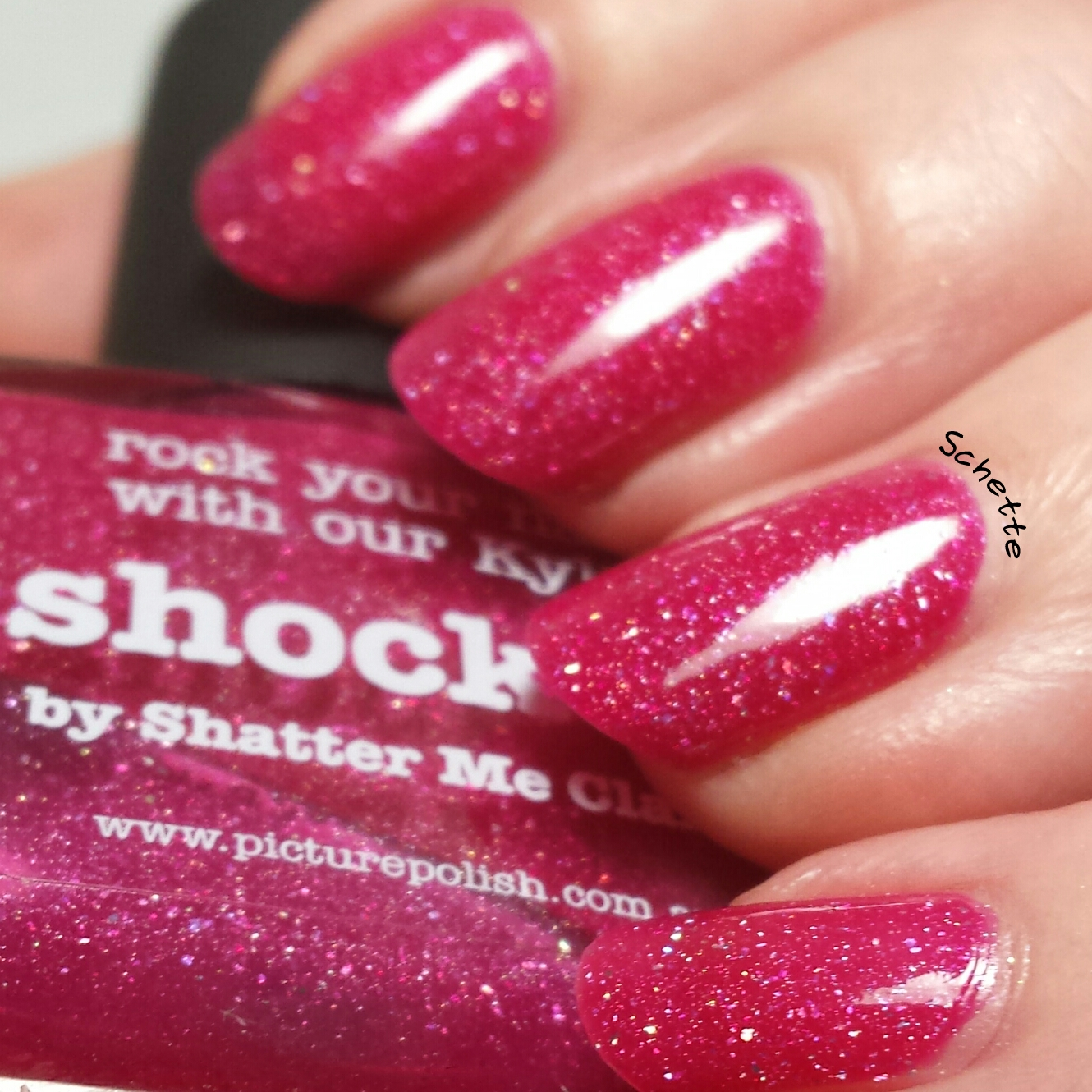 Picture Polish : Totes, Shocked