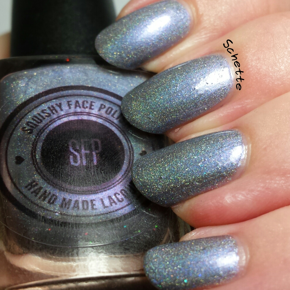 Squishy Face Polish : Unteal the end of time, Epipyllum, Far Far Away, Peony Love