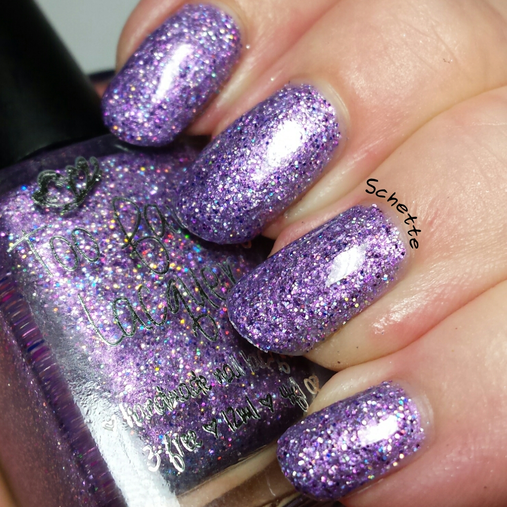 Too Fancy Lacquer : Cherish the Present (G)