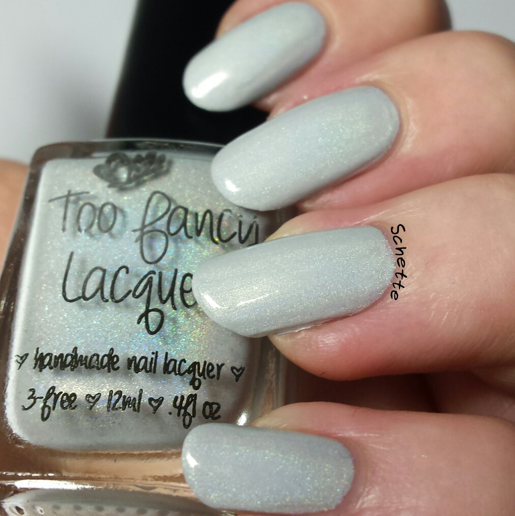 Too Fancy Lacquer : What a girl wants