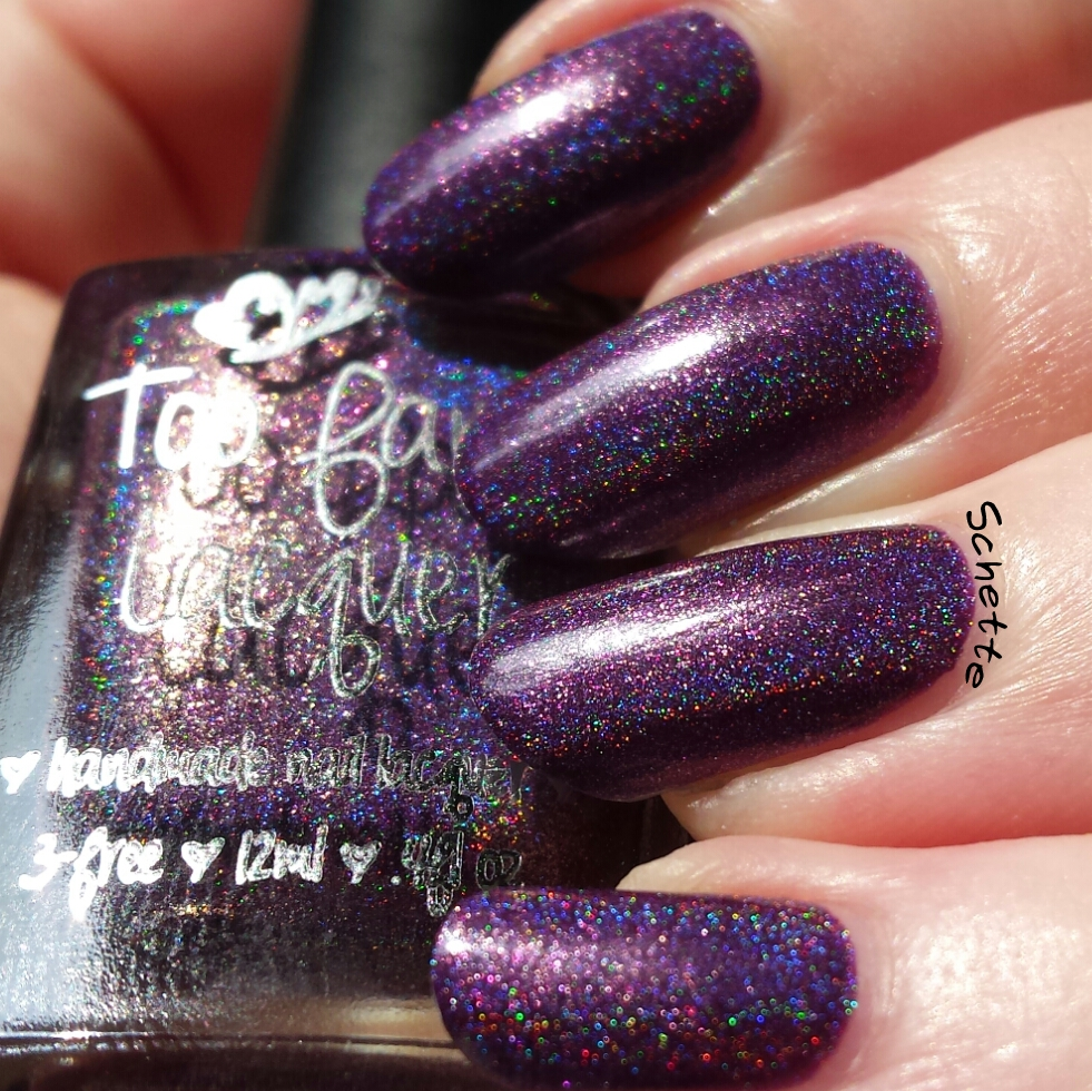 Too Fancy Lacquer : Too Sexy for your tips