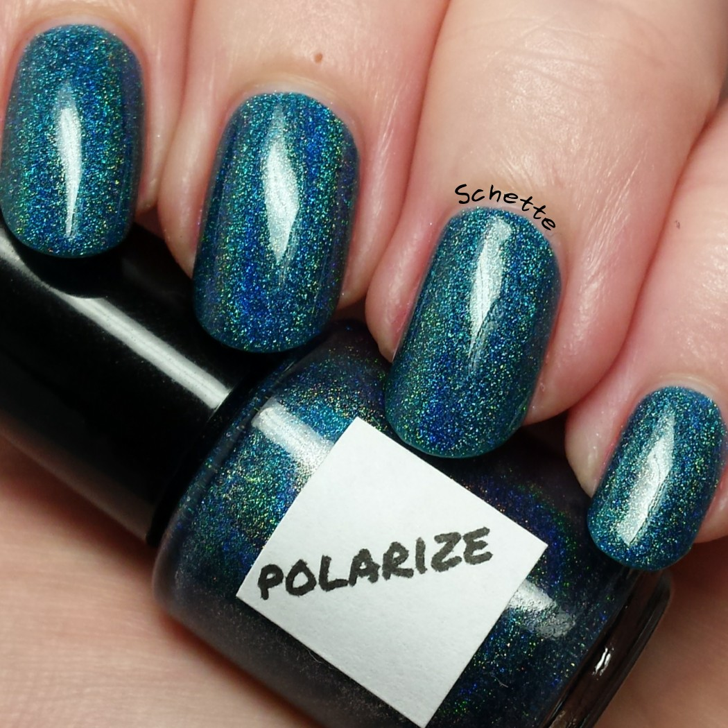Vapid Lacquer : Catch me if you can, Carnia Nebula, Polarize
