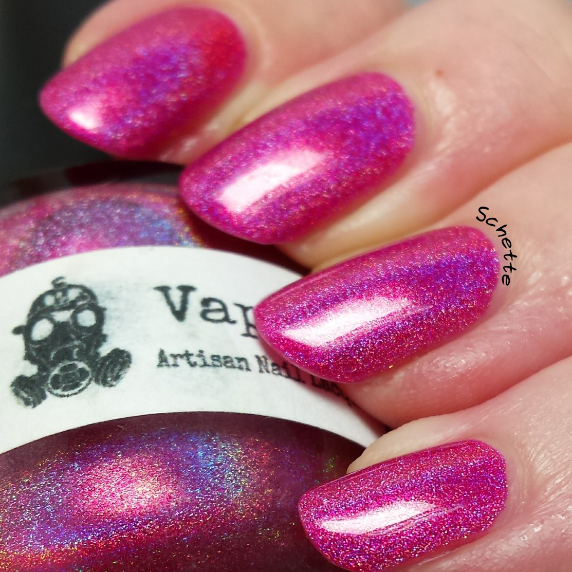 Vapid Lacquer : Original Sin, Mistrust, Chick fight
