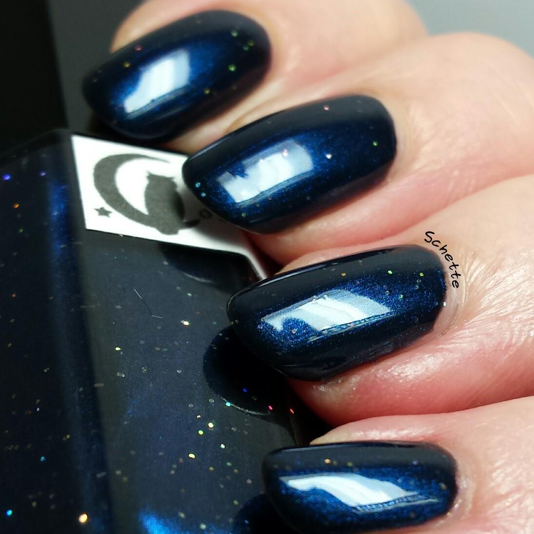 Carpe Noctem Cosmetics : Haileys Comet