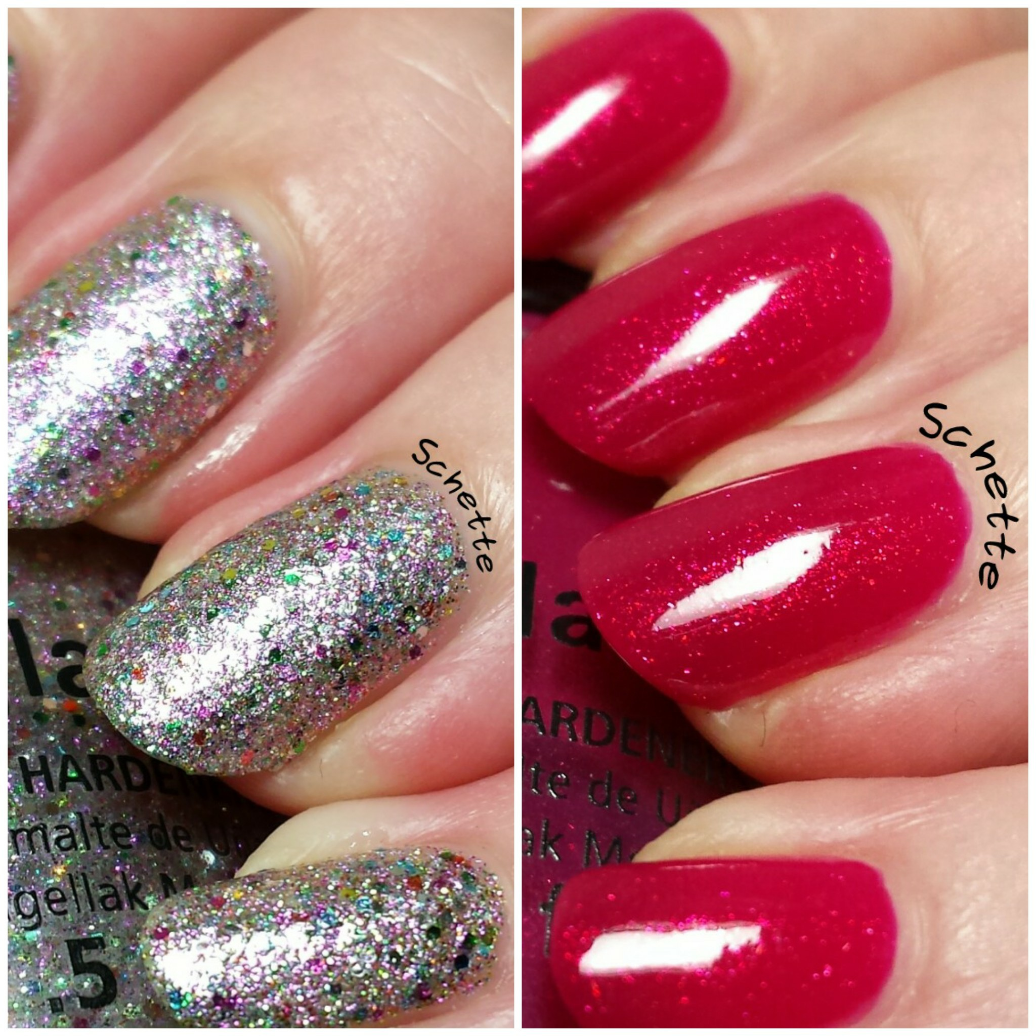 China Glaze : Ahoy, Full Spectrum