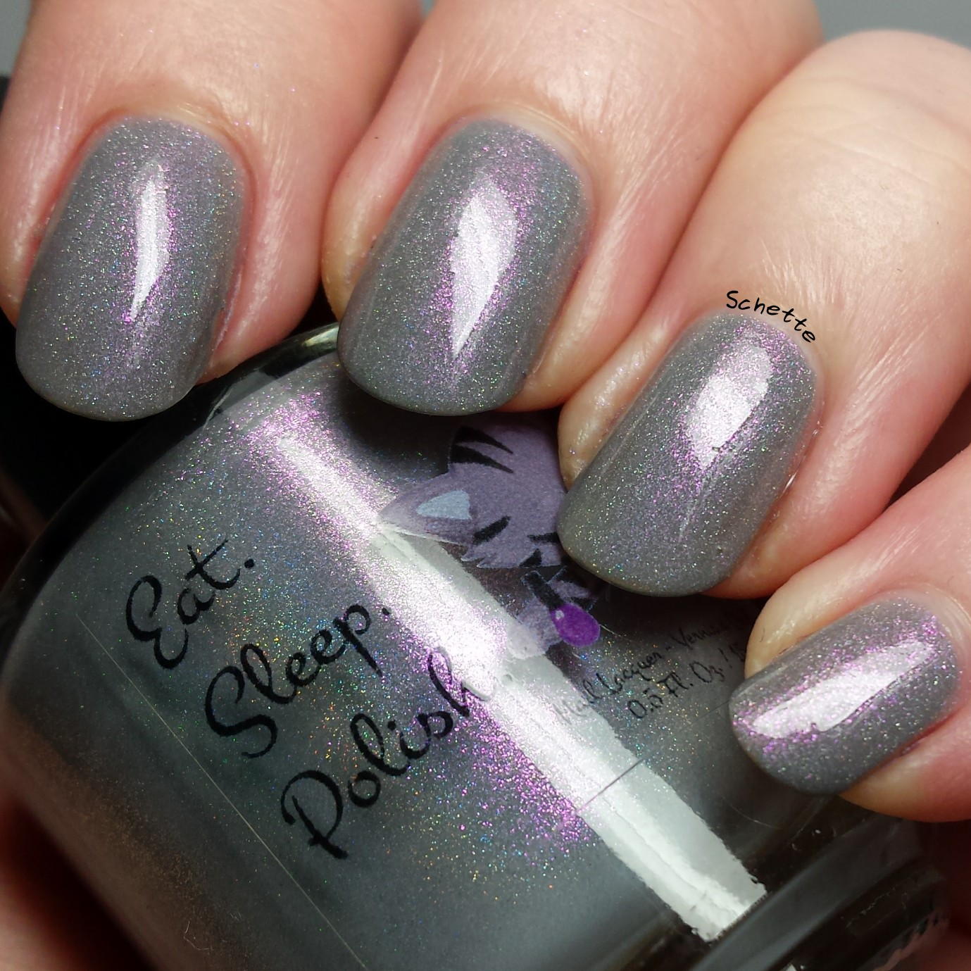 Eat Sleep Polish : Elephantas Prototype