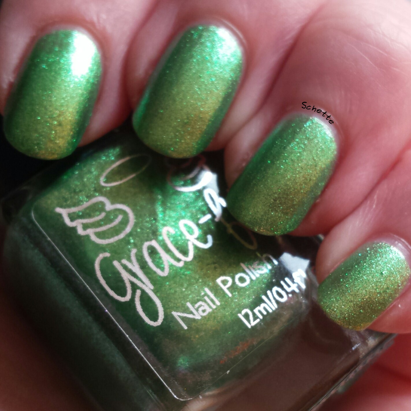 Grace-full : Acid Green
