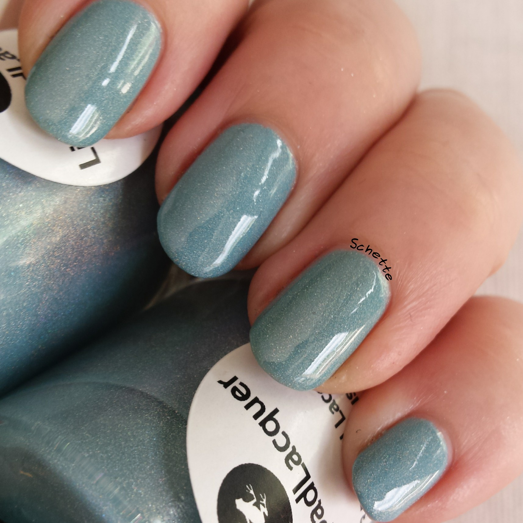 Lilypad Lacquer : Baby Boy blue