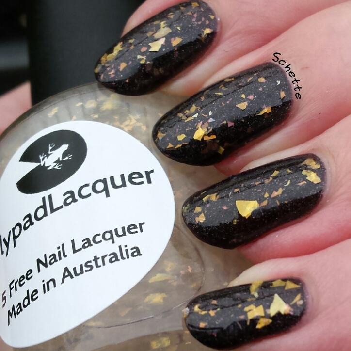 Lilypad Lacquer : Citrine
