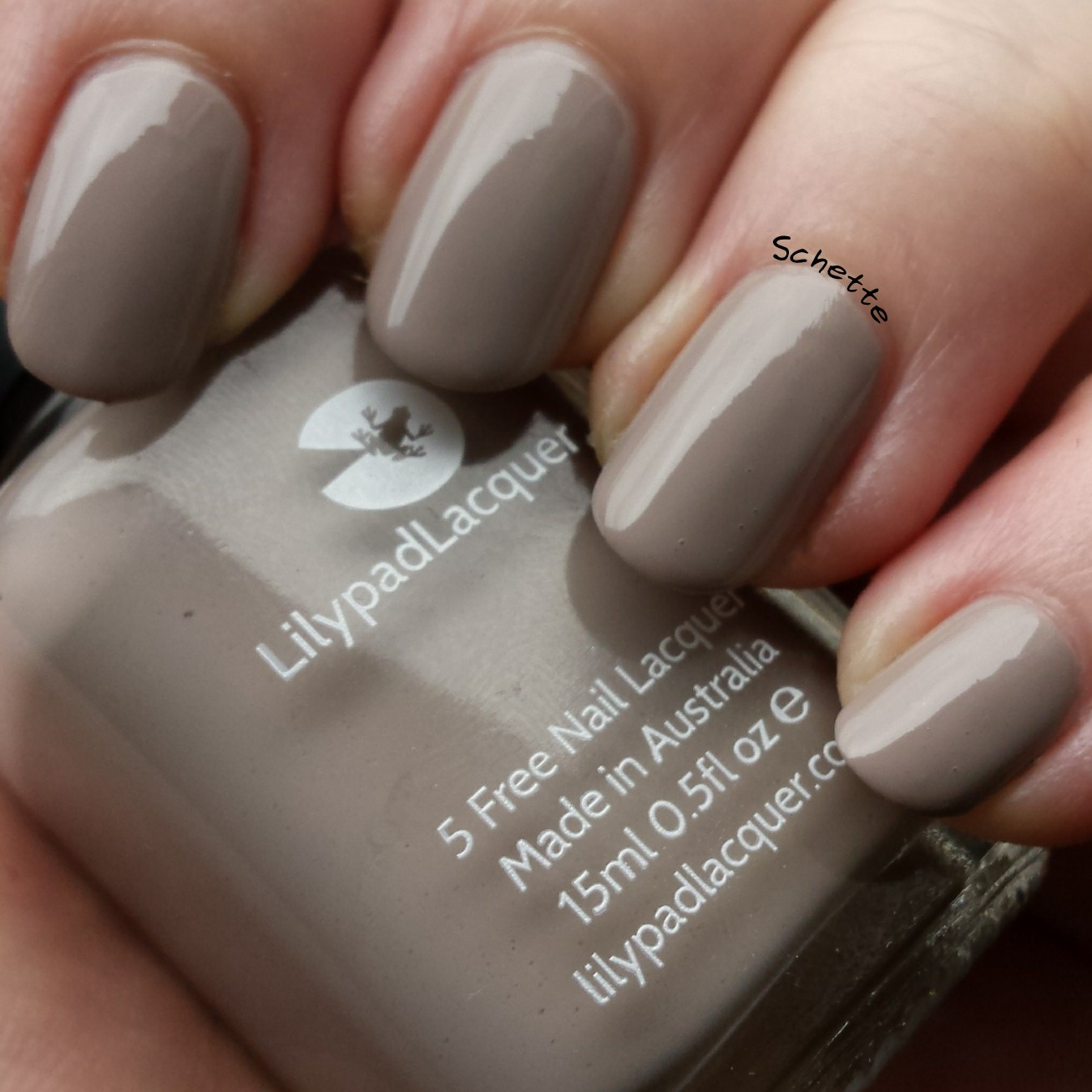 Lilypad Lacquer : The Nude and Neutral Collection Part 1