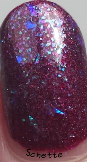 Lilypad Lacquer : Pixie Powder