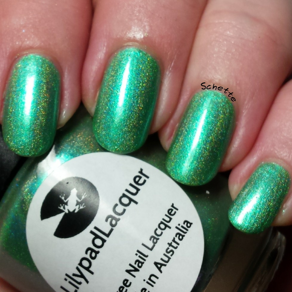 Lilypad Lacquer : Timeless Momint
