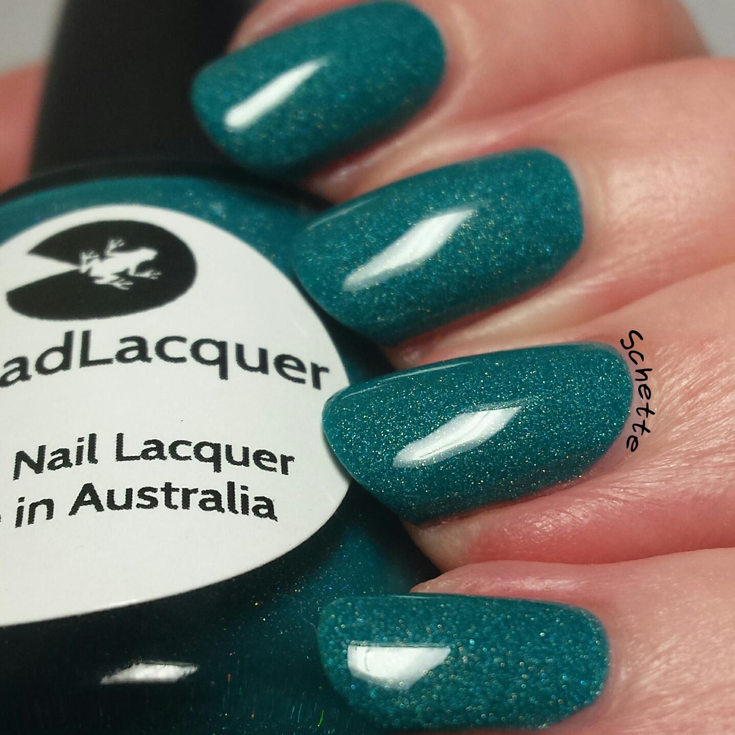 Lilypad Lacquer : Temptealion