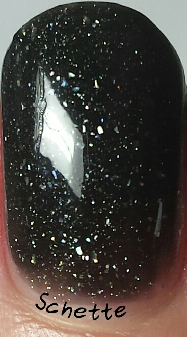 Picture Polish : Whimsy and Starry night