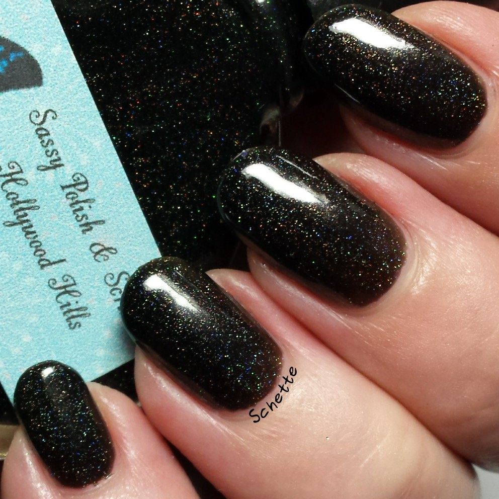 Sassy Polish : Hollywood Hills