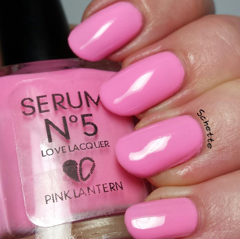 Serum 5 : Pink Lantern