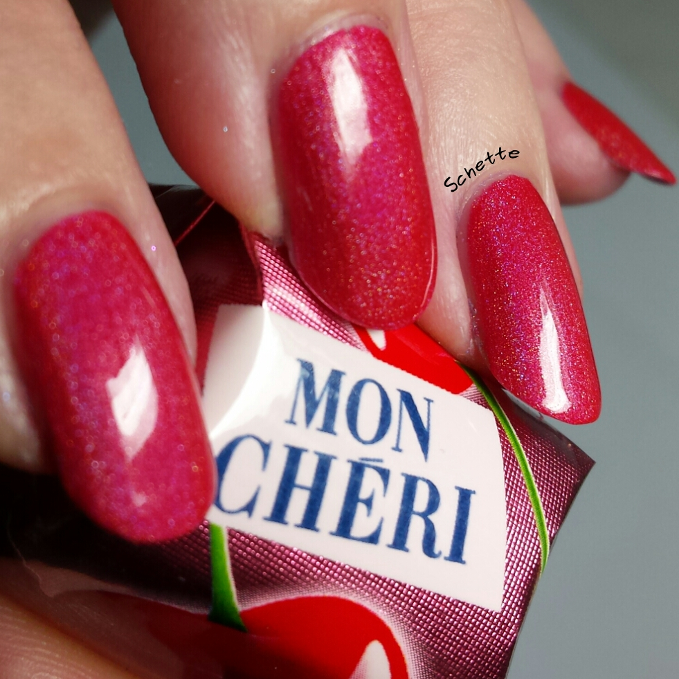 Too Fancy Lacquer : Mon chéri