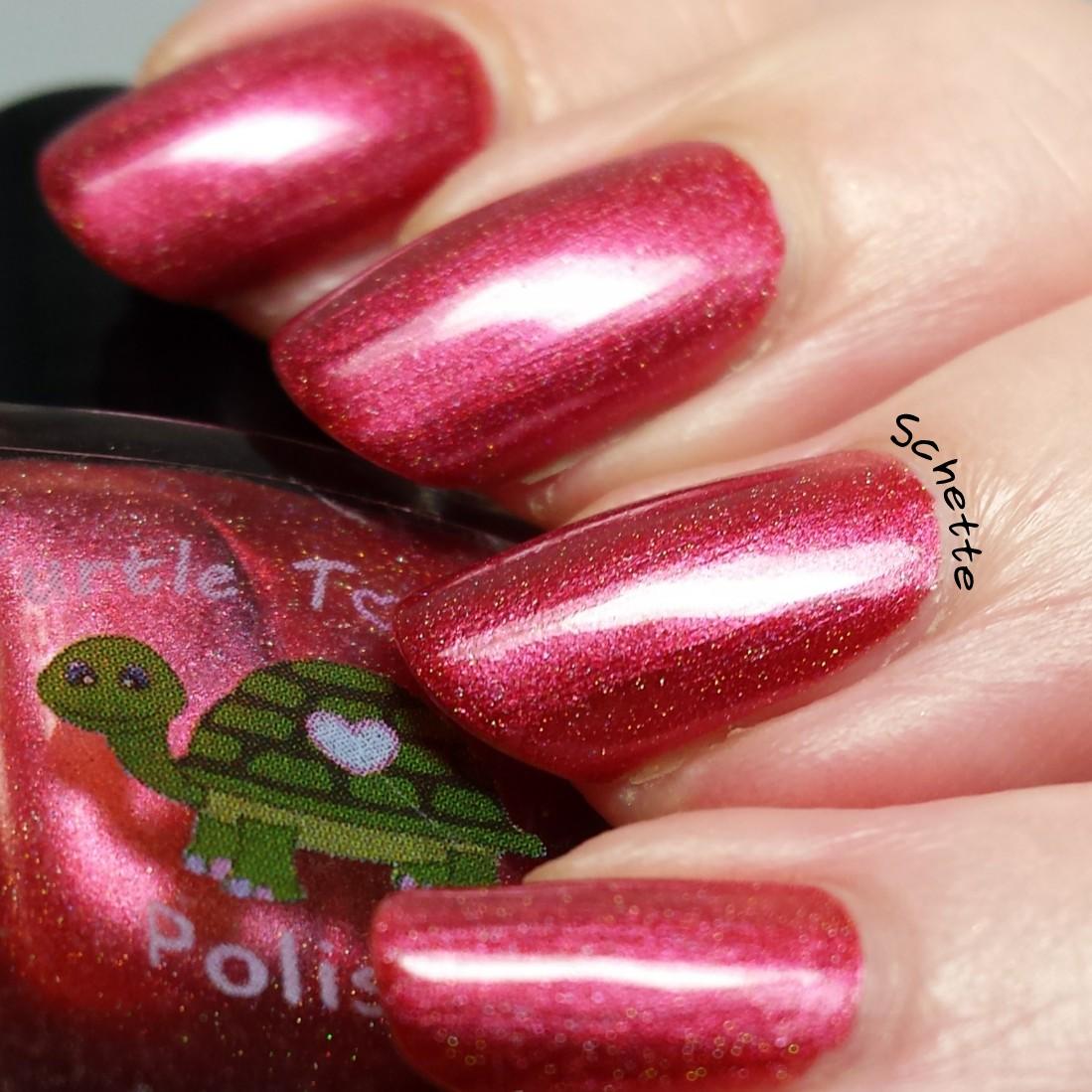 Turtle Tootsie Polishes : FD, Silver Bracelet