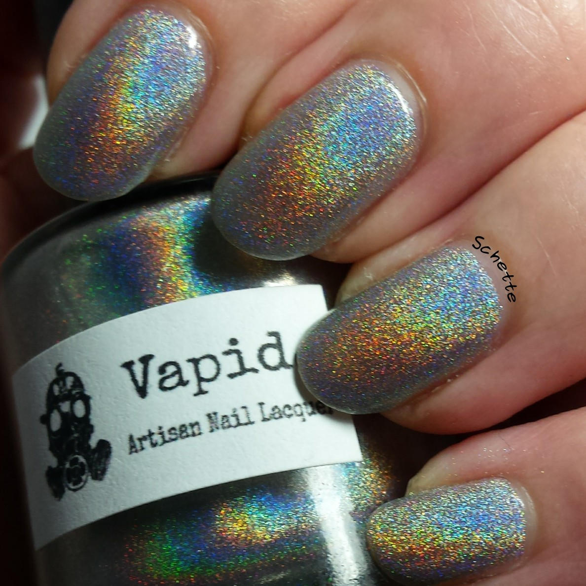 Vapid Lacquer : Cryogenic Refrigerant
