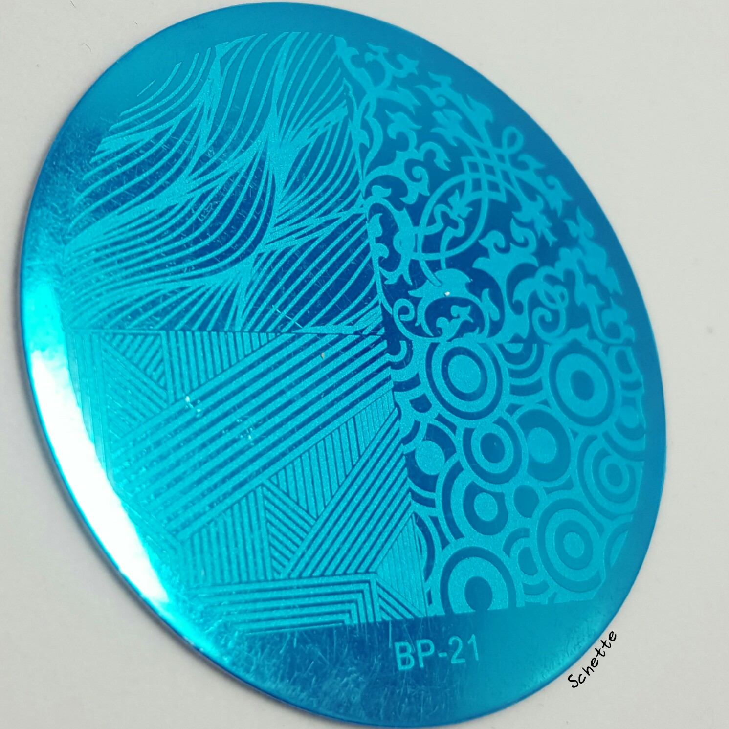 Plaque BP21