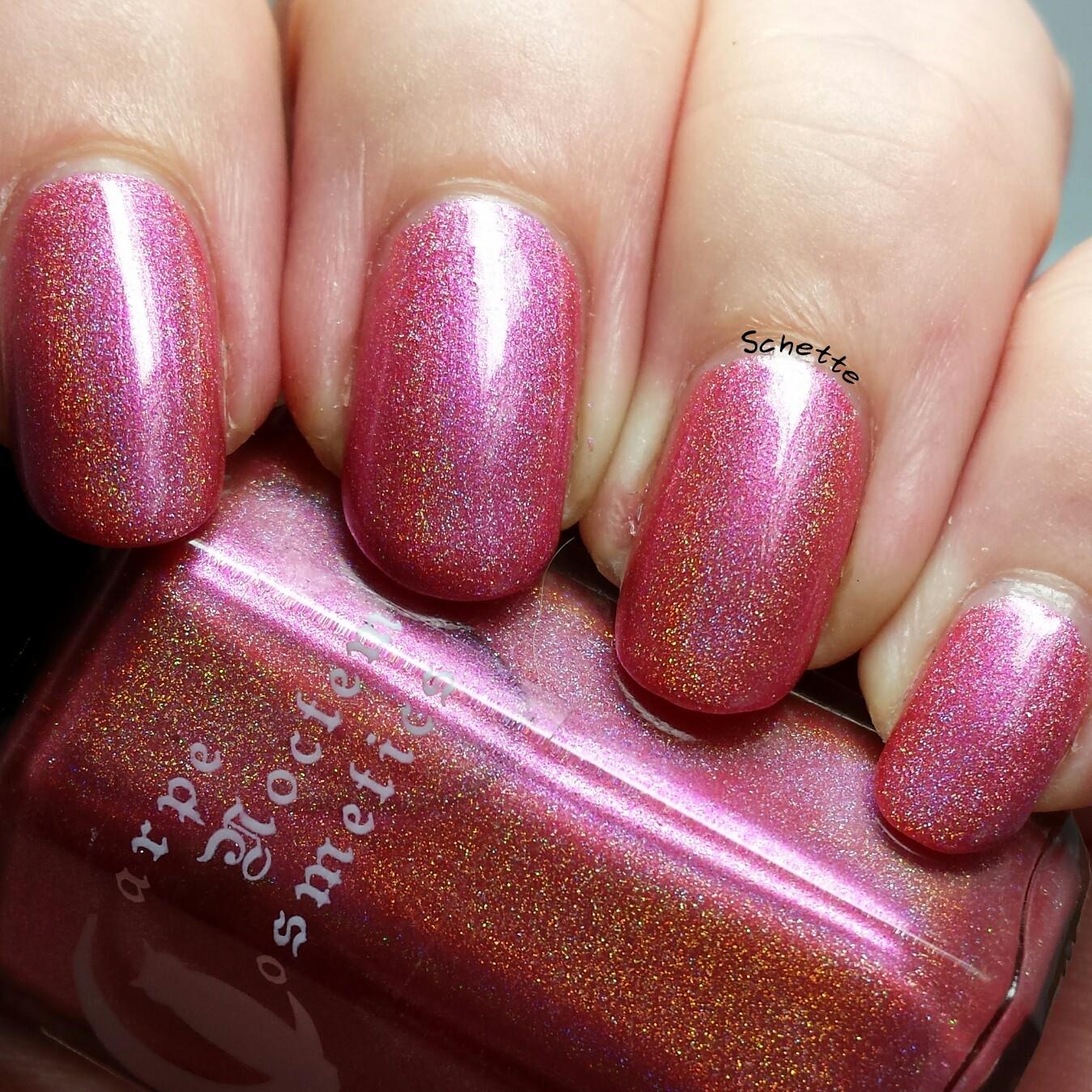 Carpe Noctem Cosmetics : Aurora Corealis