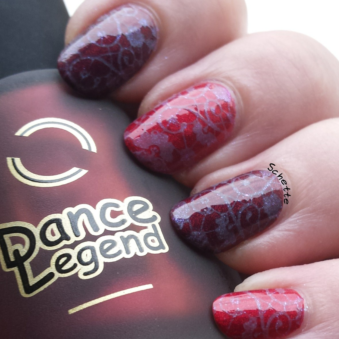 Dance Legend : 641 - Dark Red Velvet