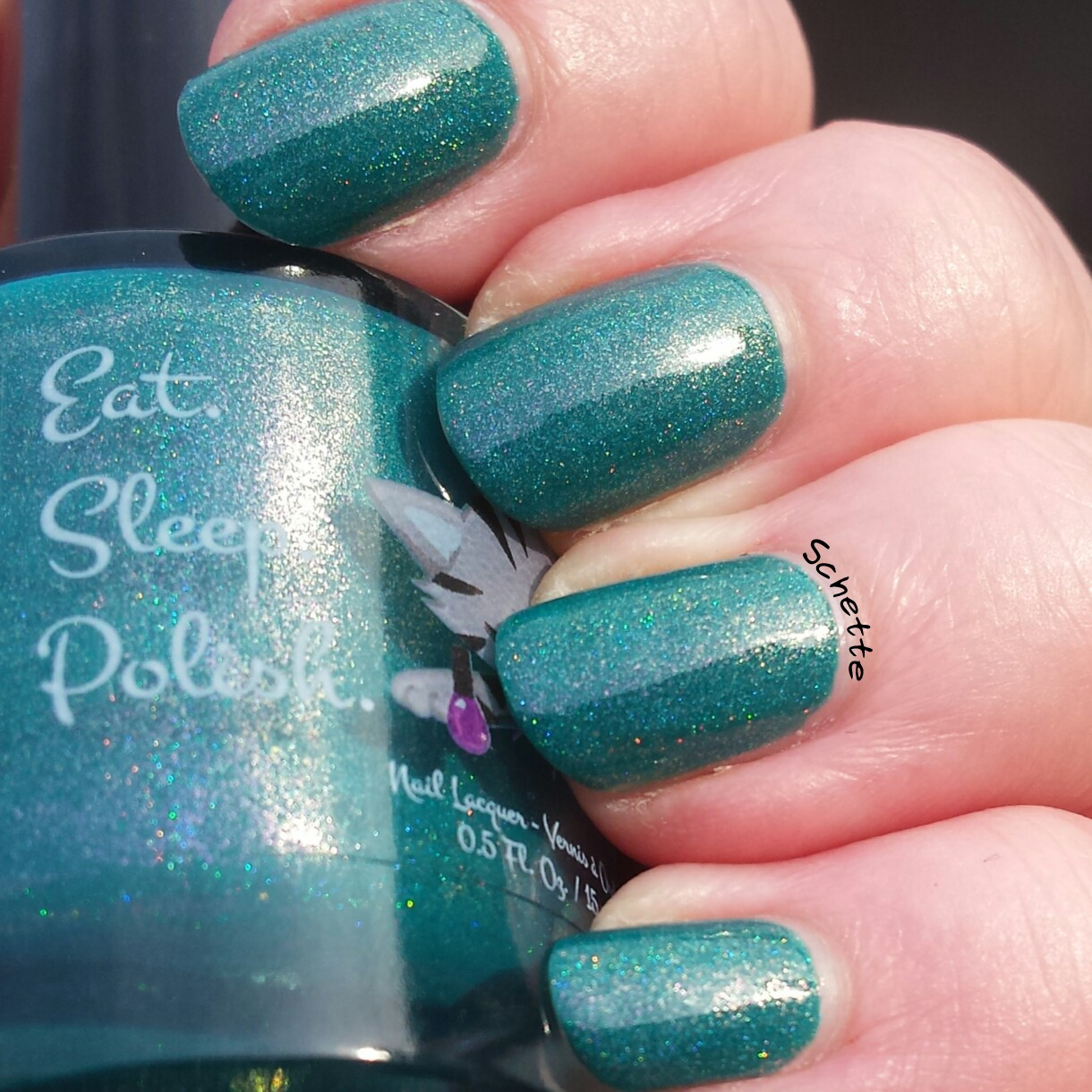 Eat Sleep Polish : Doris the Dorado