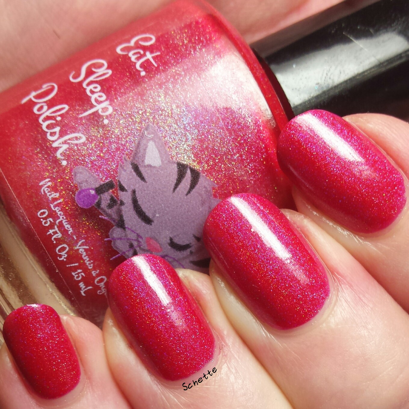Eat Sleep Polish : Love me do