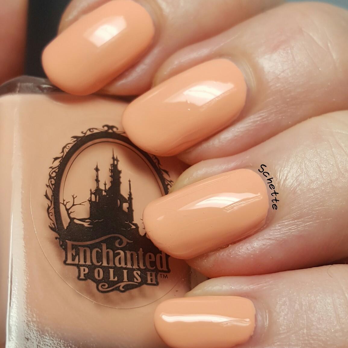Enchanted Polish : Alicorn, Unipeg and Miami Peach