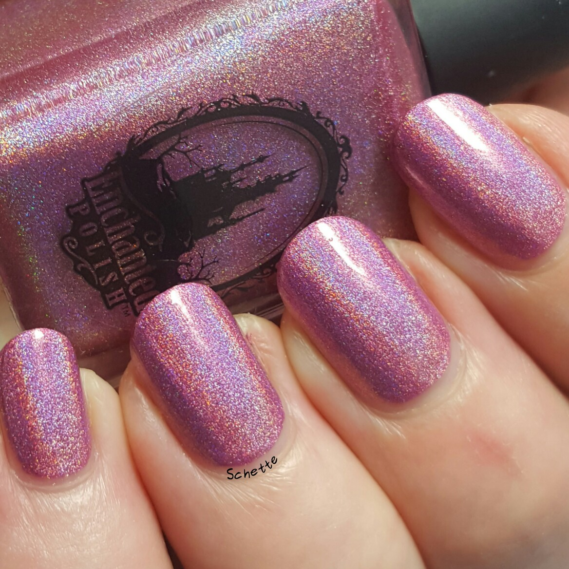 Enchanted Polish : Alicorn, Unipeg and Miami Peach