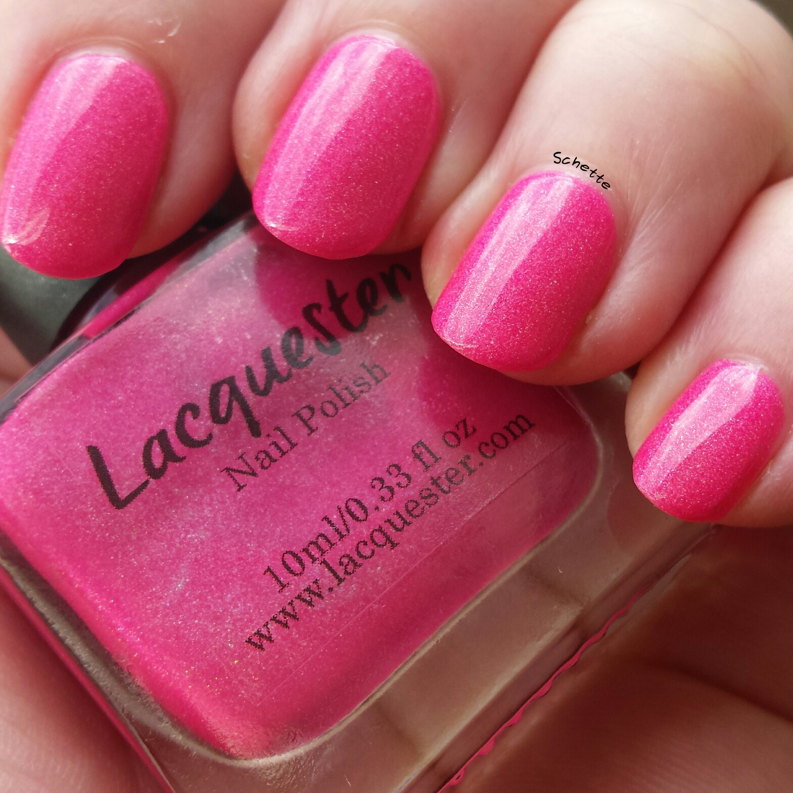 Lacquester : Barbie's Revenge, Prototype #2