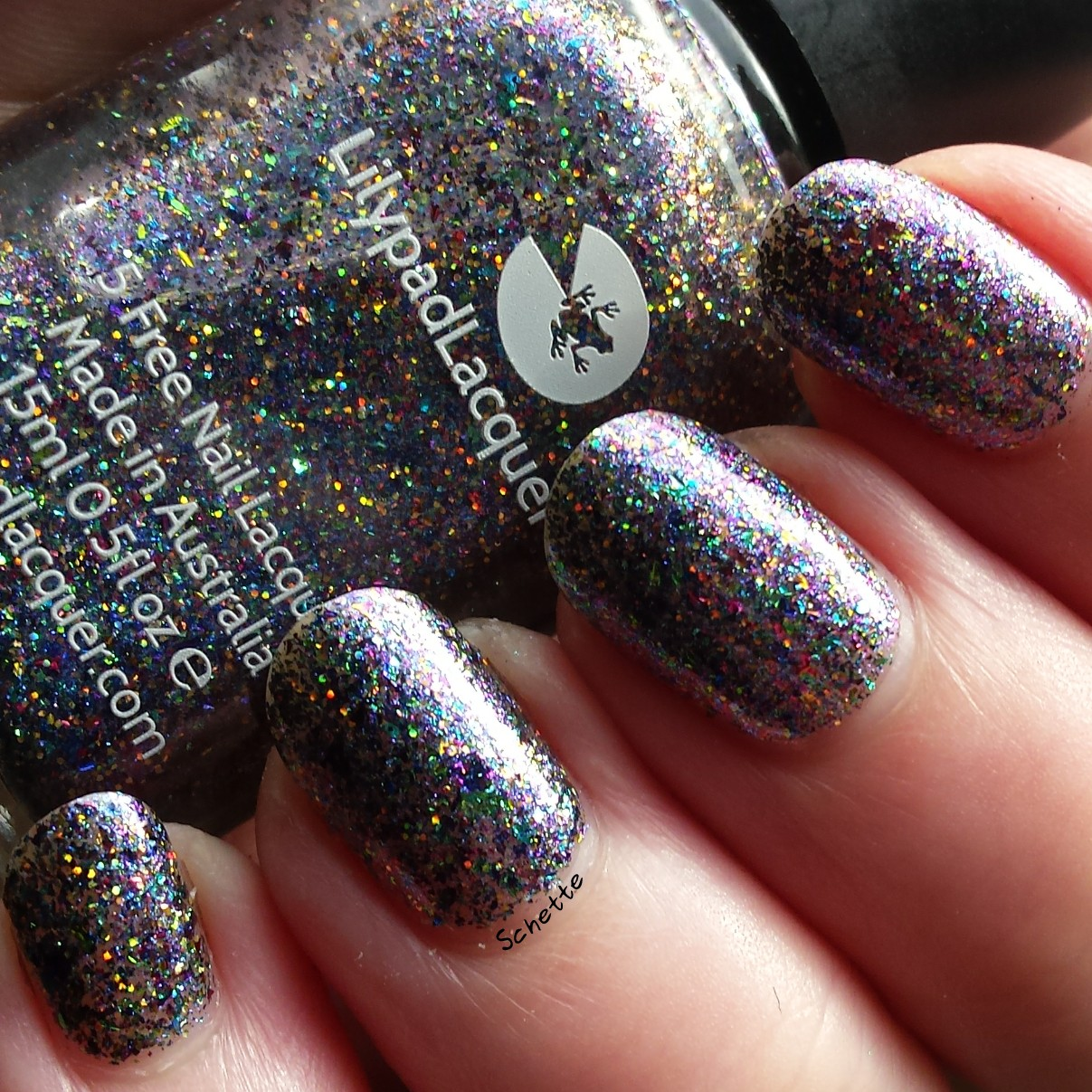 Lilypad Lacquer : Sweet Rewards Collection