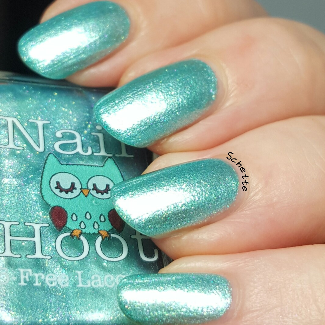 Nail Hoot : Pacific Dream