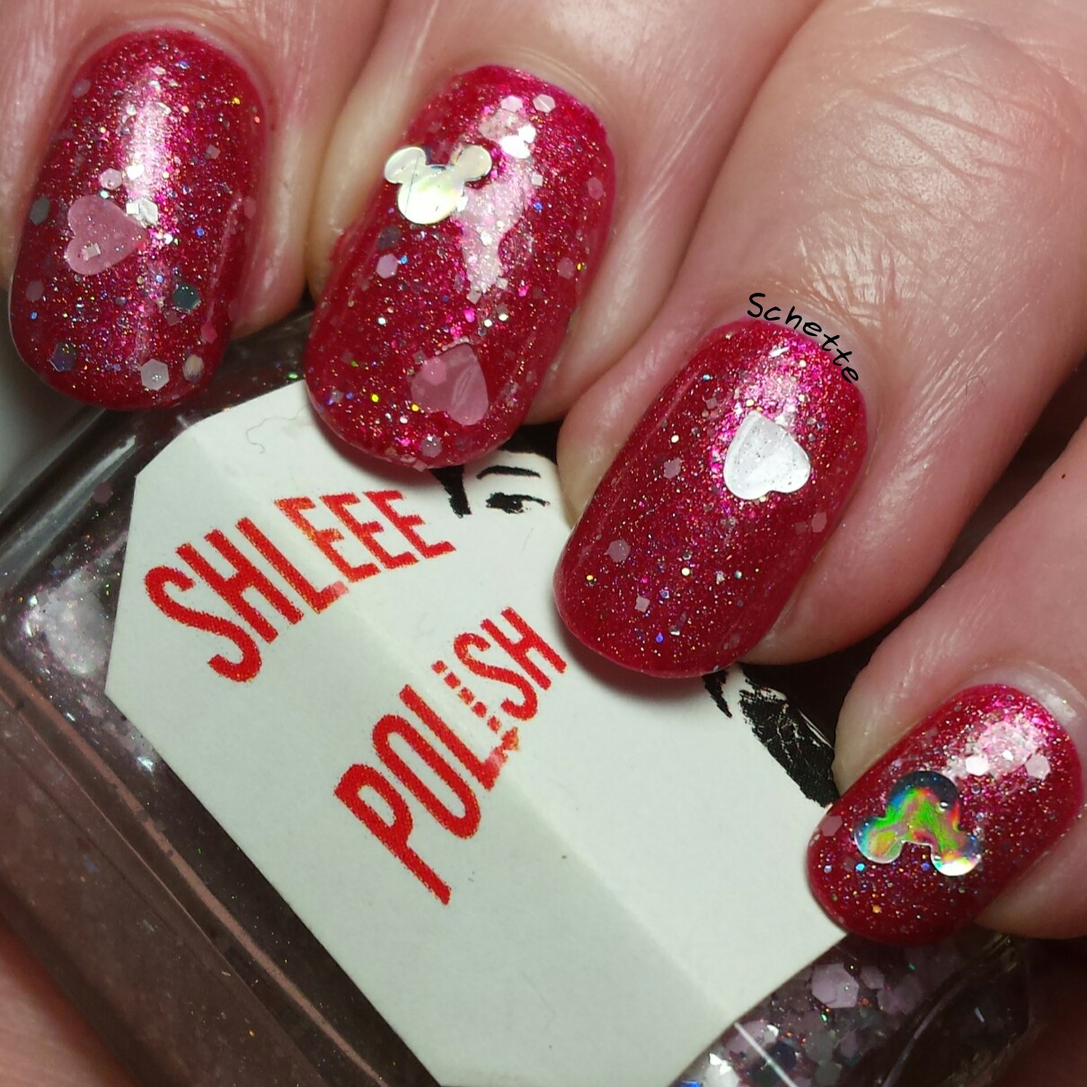 Shleee Polish : Miss Minnie