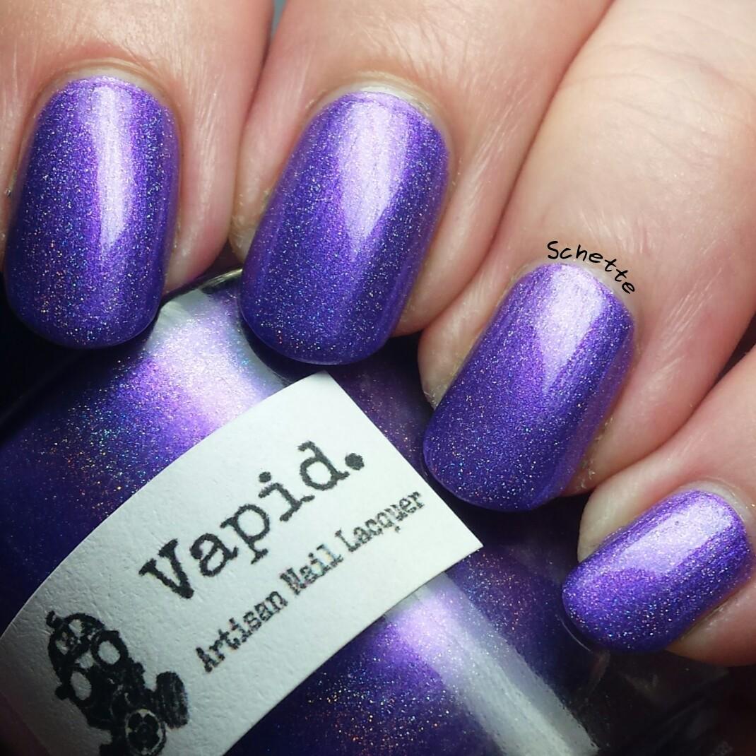 Vapid Lacquer - Purple Poison