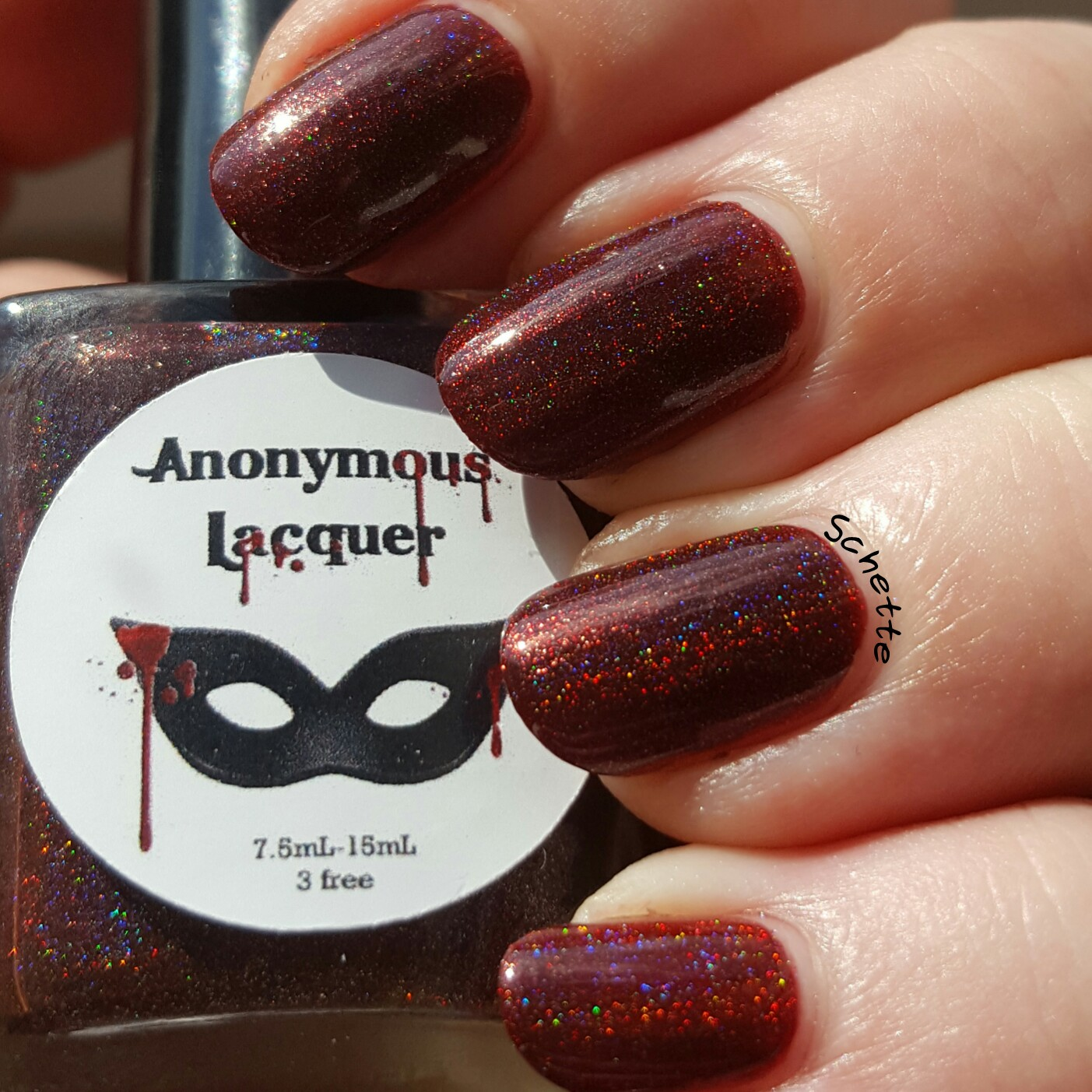 Anonymous Lacquer : True Blood Trio