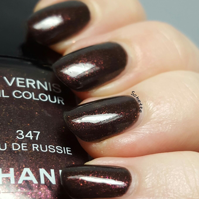 Chanel : Feu de Russie