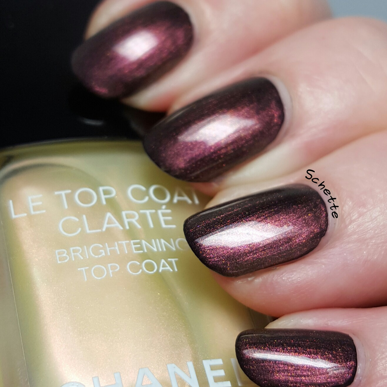 Chanel : Top Coat Clareté