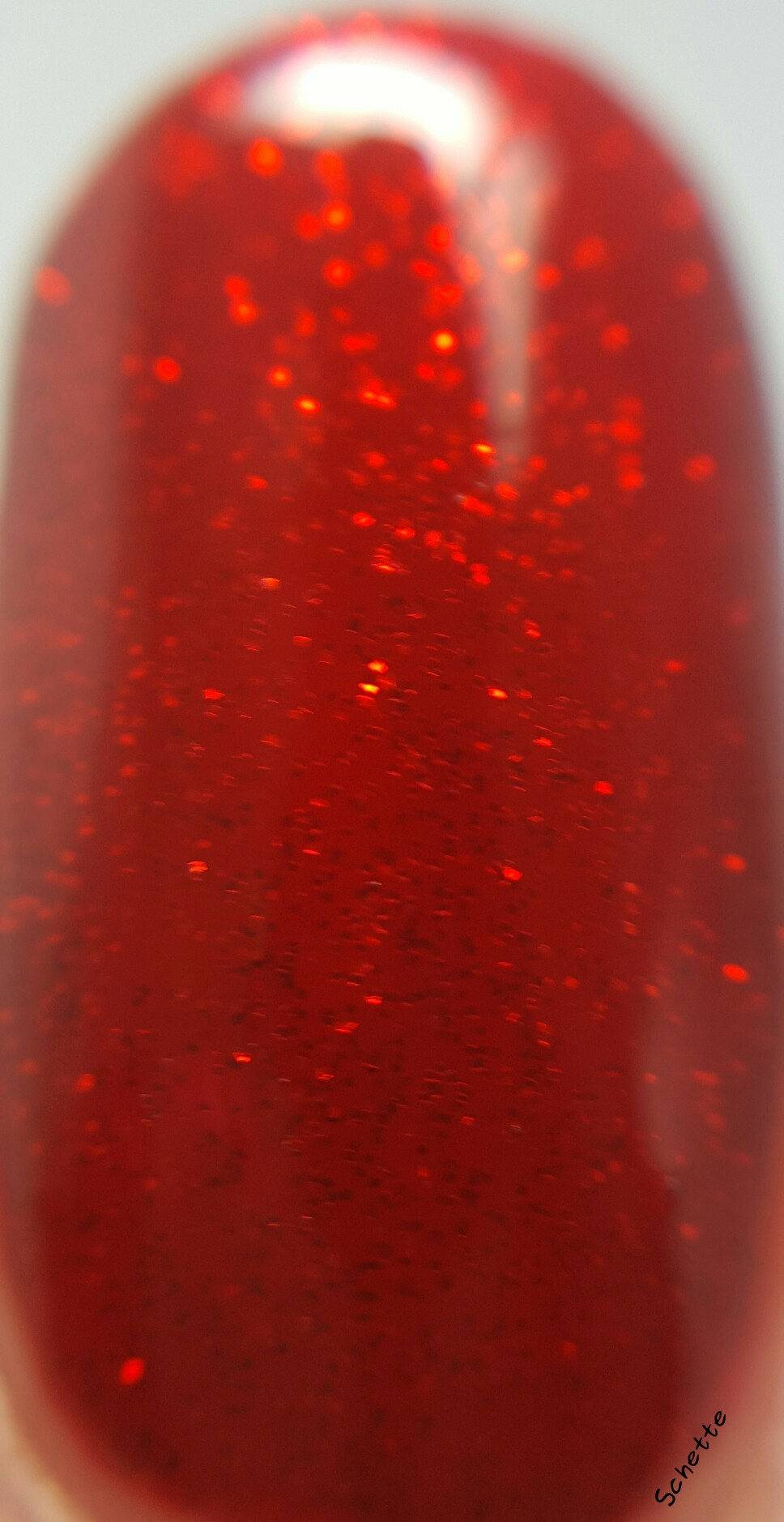 China Glaze : Ruby Pump