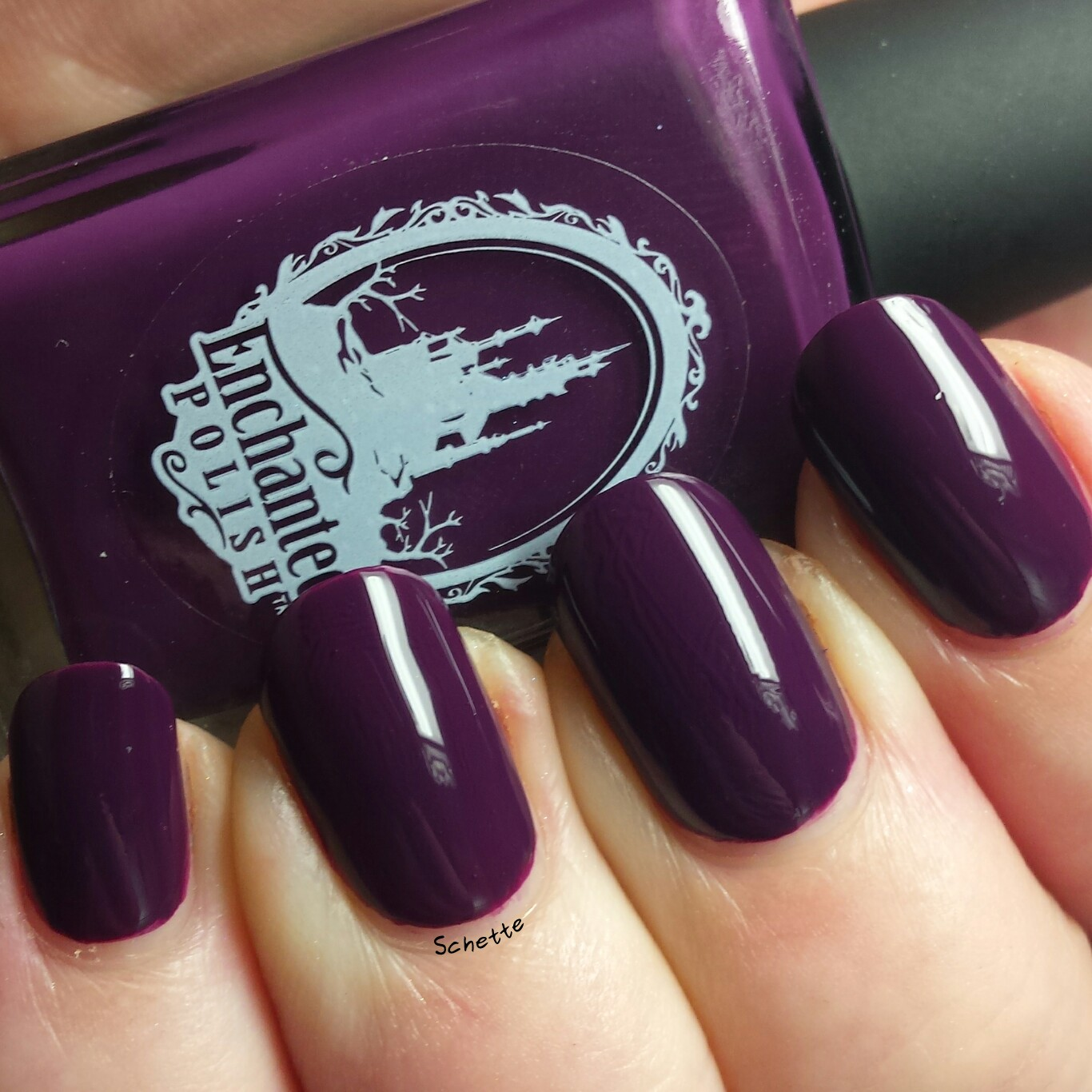 Enchanted Polish : Blackberry Jam