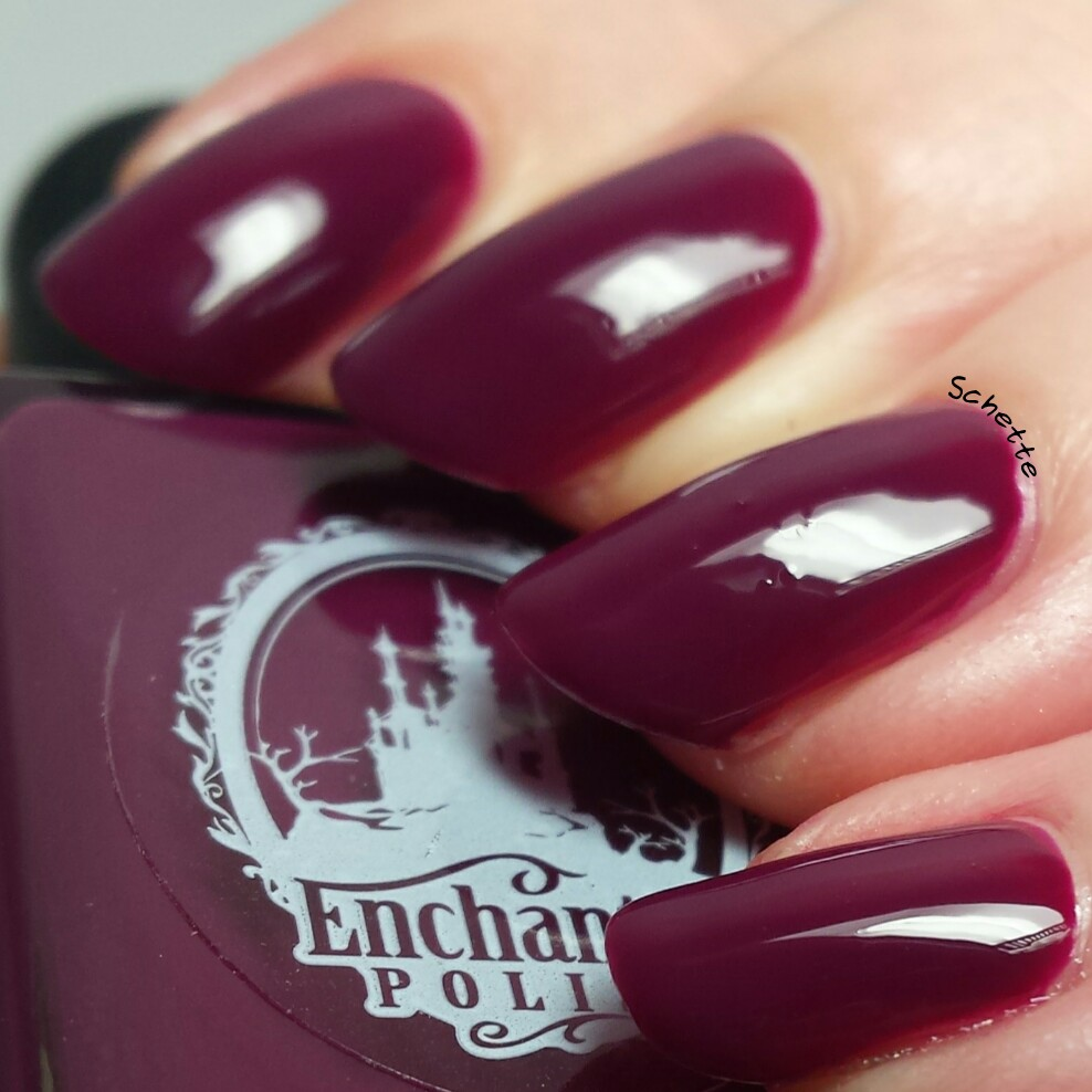 Enchanted Polish : Boysenberry Syrup