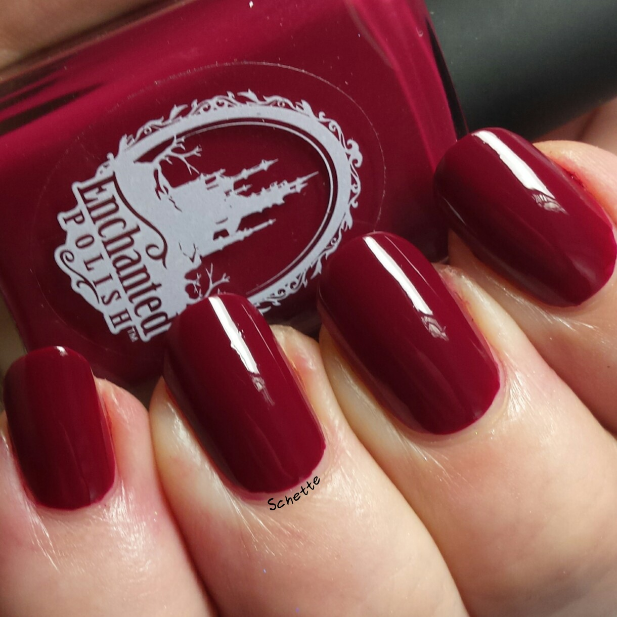 Enchanted Polish : Candy Apple