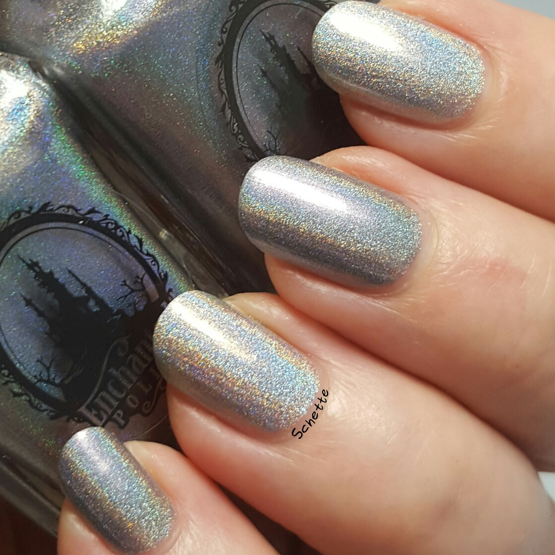 Enchanted Polish : Comparison Alicorn vs Dime Piece