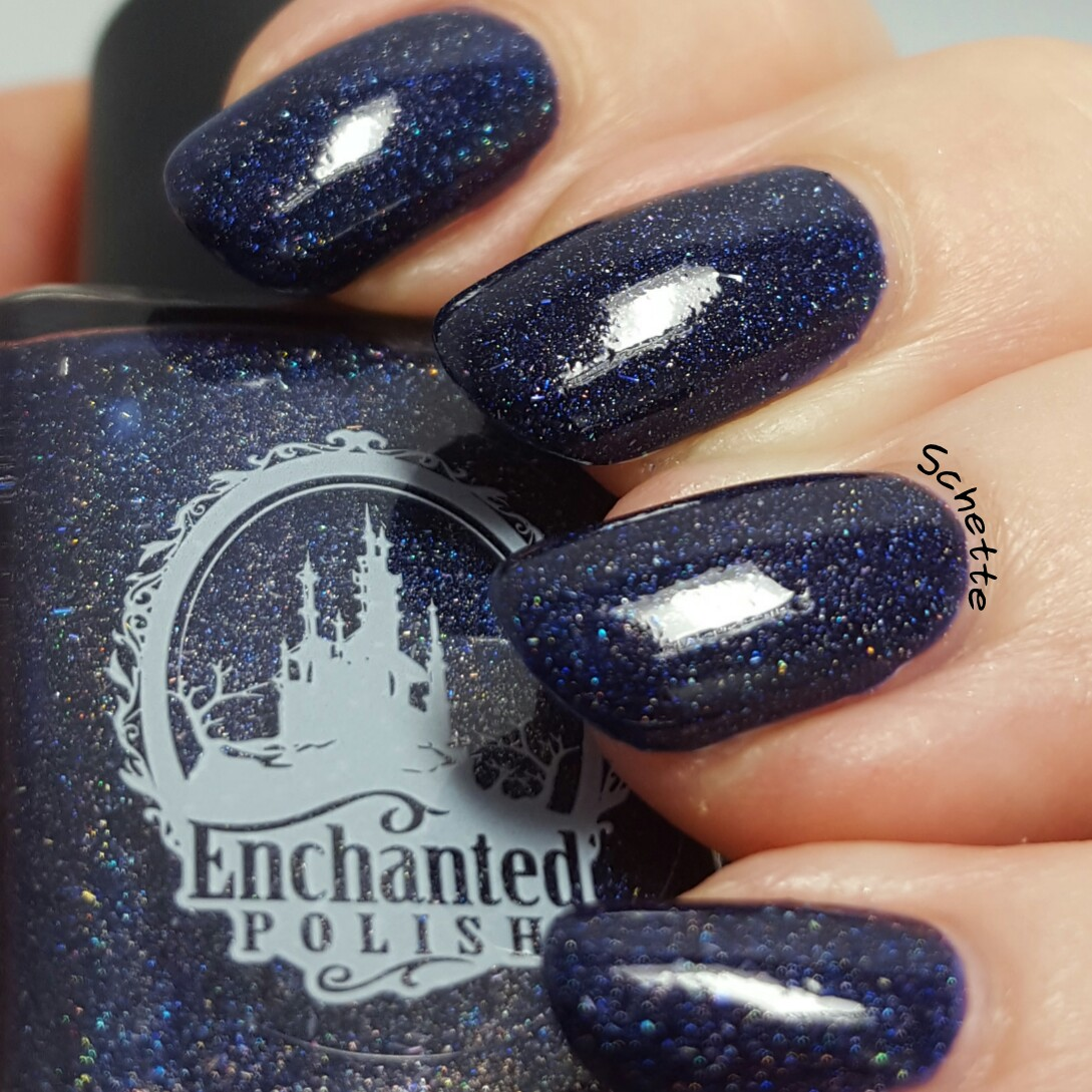 Enchanted Polish : Desert Night Sky