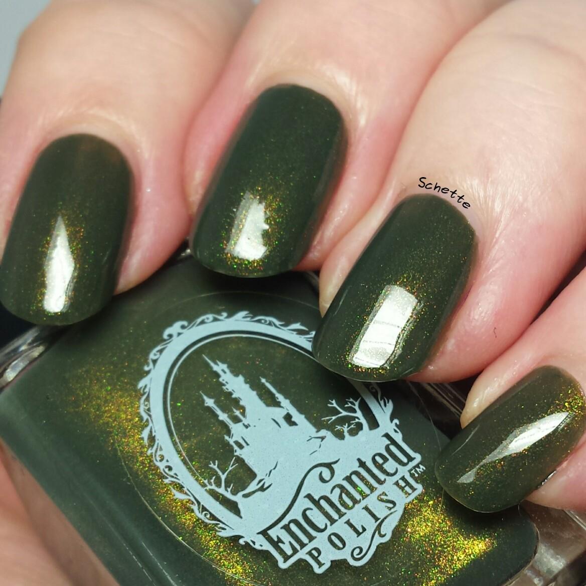 Enchanted Polish : Garland