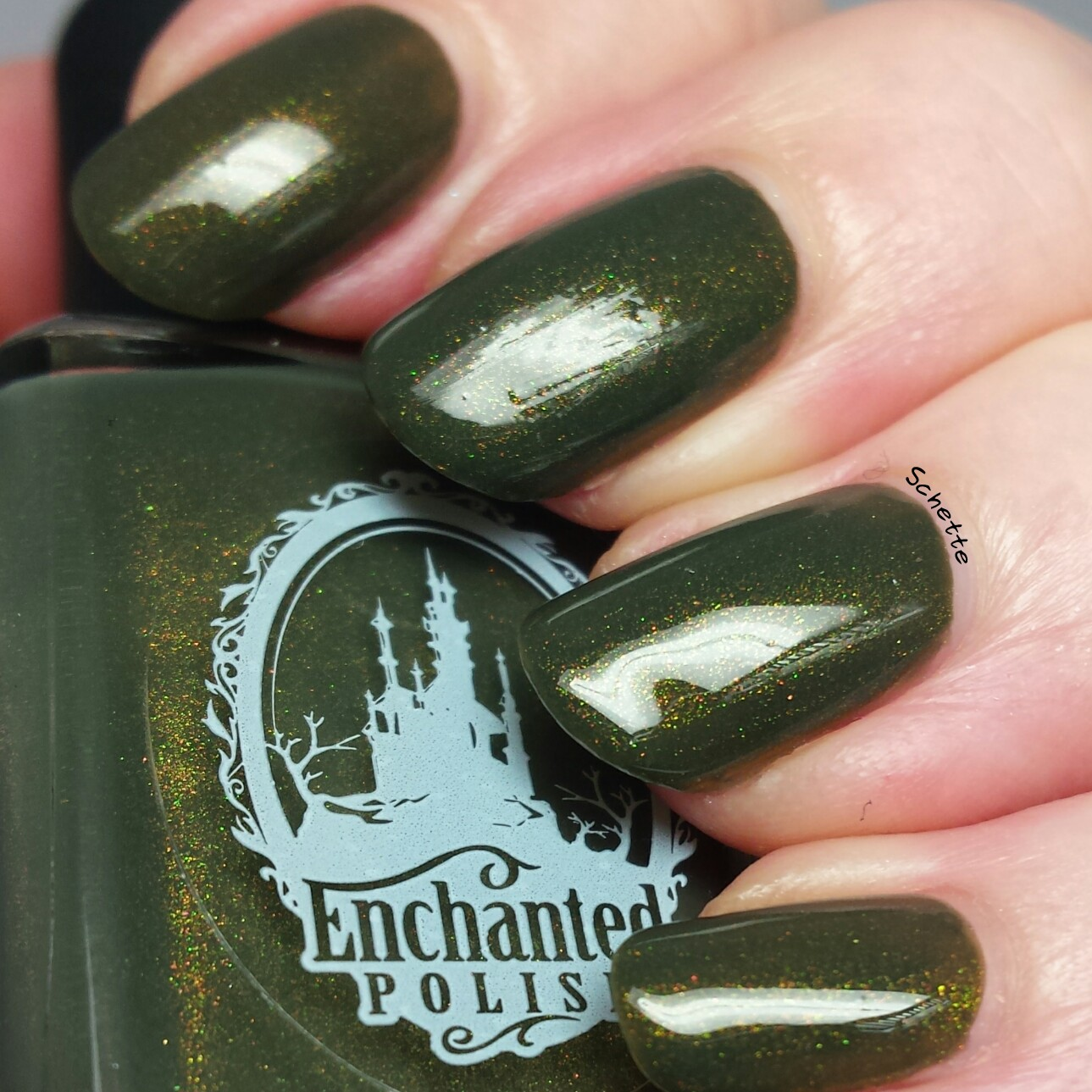 Enchanted Polish : Garland