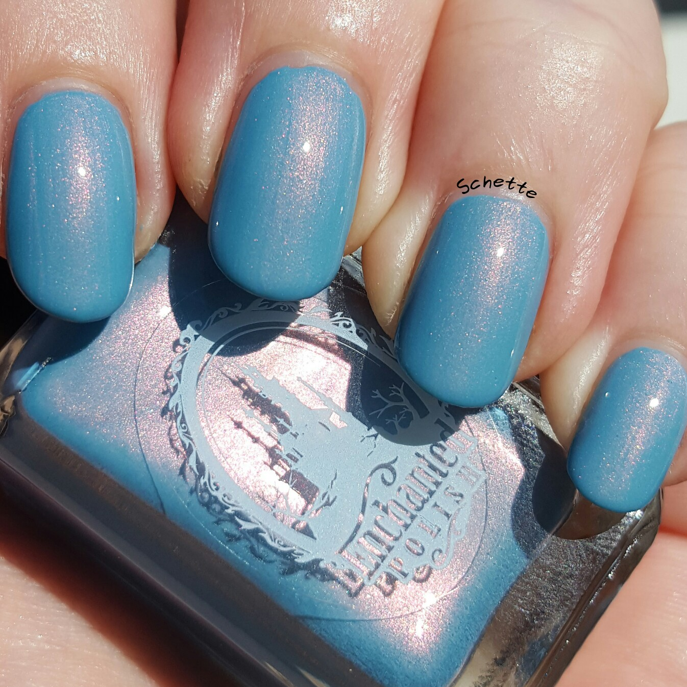 Enchanted Polish : July 2016