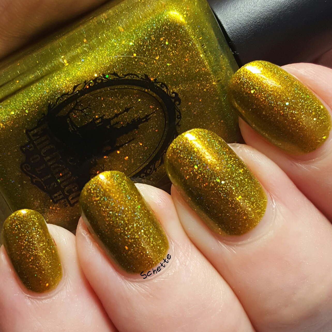 Enchanted Polish : Magic Apple Cider